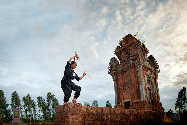 BINH DINH TRADITIONAL KUNG FU